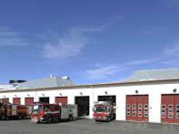 Bild för referens Brandstation, Vikingavallen
