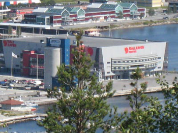 Bild för referens Evenemangsarena i Örnsköldsvik