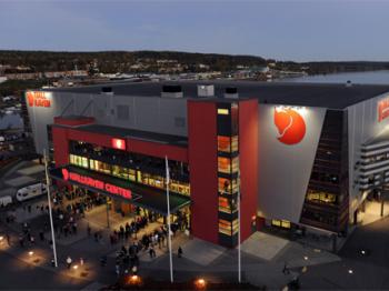 Presentationsbild för referensen Evenemangsarena i Örnsköldsvik